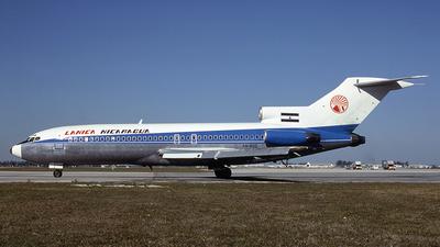 AN-BSQ - Boeing 727-76 - Lanica - Lineas Aereas de Nicarágua
