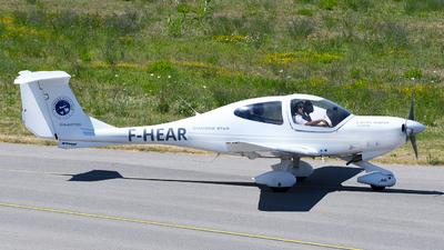 F-HEAR - Diamond DA-40D Diamond Star TDI - Cannes Aviation