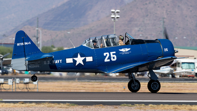 N3246G - North American SNJ-5 Texan - Commemorative Air Force