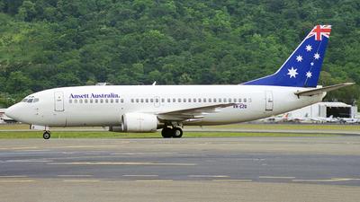 VH-CZG - Boeing 737-377 - Ansett Airlines of Australia