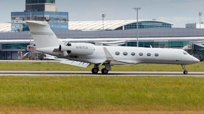 N767CW - Gulfstream G-V - Private