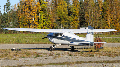 A picture of N5912E - Cessna 150 - [17412] - © C. v. Grinsven