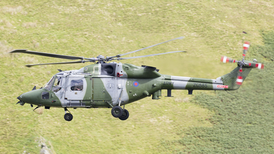 ZG885 - Westland Lynx AH.9 - United Kingdom - Royal Air Force (RAF)