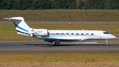 N6CP - Gulfstream G650ER - Private