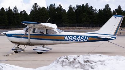 N8846U - Cessna 172F Skyhawk - Private