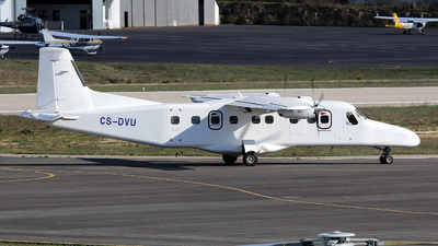 CS-DVU - Dornier Do-228-201 - Seven Air