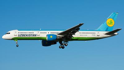 A picture of VPBUH - Boeing 757231 - [30339] - © Aldo Bidini