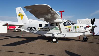 N139KQ - Quest Aircraft Kodiak 100 - Private