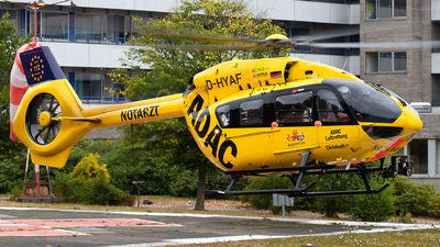 D-HYAF - Airbus Helicopters H145 - ADAC Luftrettung