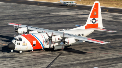 1503 - Lockheed HC-130H Hercules - United States - US Coast Guard (USCG)