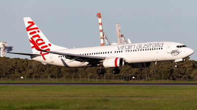 A picture of VHVOL - Boeing 7378FE - Virgin Australia - © Brandon Giacomin