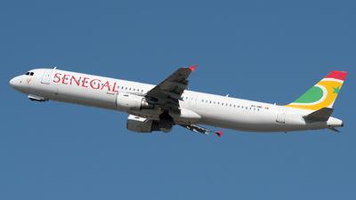 A picture of 6VAMC - Airbus A321211 - Air Senegal - © Gianluca Mantellini