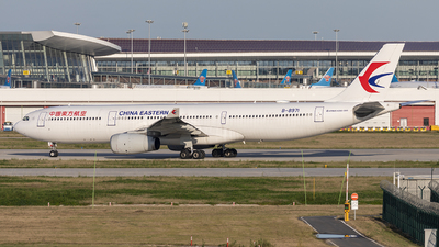 B-8971 - Airbus A330-343 - China Eastern Airlines
