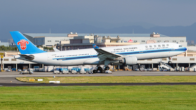 A picture of B8358 - Airbus A330323 - China Southern Airlines - © Huang Chengjen