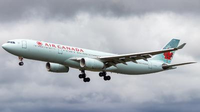 C-GFAH - Airbus A330-343 - Air Canada