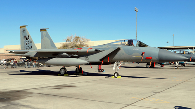 83-0019 - McDonnell Douglas F-15C Eagle - United States - US Air Force (USAF)