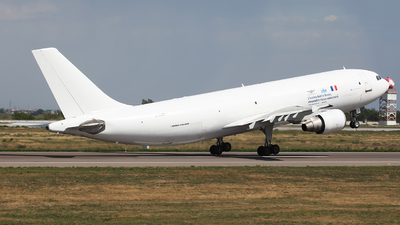 T7-ASK - Airbus A300B4-622R(F) - San Marino Executive Aviation