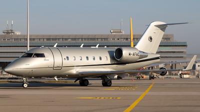M-AFAC - Bombardier CL-600-2B16 Challenger 604 - FAI Rent-a-jet