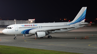VP-BHZ - Airbus A320-214 - Yamal Airlines