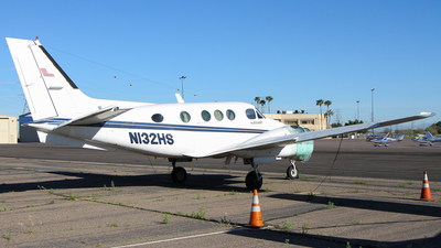 N132HS - Beechcraft 90 King Air - Private
