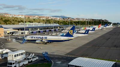 LPPD - Airport - Ramp
