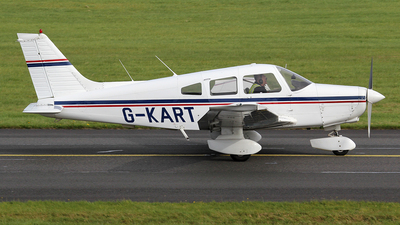 A picture of GKART - Piper PA28161 - [288016088] - © Ian Howat