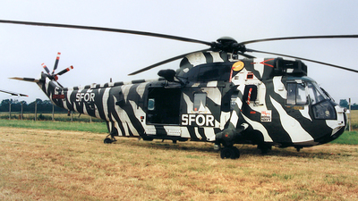 ZD477 - Westland Sea King HC.4 - United Kingdom - Royal Navy