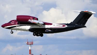 RA-74015 - Antonov An-74 - Shar Ink