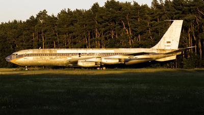 D-ABOC - Boeing 707-458 - Lufthansa