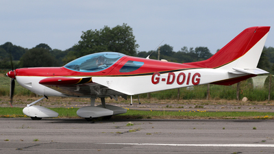 G-DOIG - CZAW SportCruiser - Private