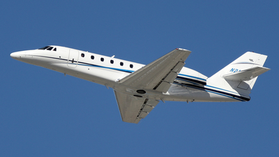 N21NG - Cessna 680 Citation Sovereign - Private