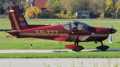 SP-TZZ - Zlin Z-242L - OKL - Aviation Training Centre of Rzeszow Technical University