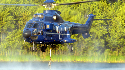 D-HEGA - Aérospatiale AS 332L1 Super Puma - Germany - Bundespolizei