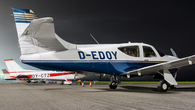 D-EDOY - Rockwell Commander 114TC - Private
