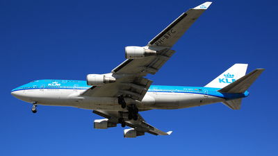 PH-BFC - Boeing 747-406(M) - KLM Royal Dutch Airlines