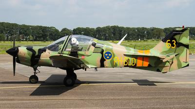 PH-BLD - Scottish Aviation Bulldog 101 - Private