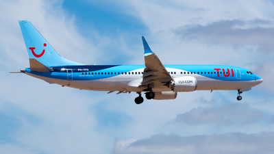 A picture of PHTFO - Boeing 737 MAX 8 - TUI fly - © Pablo Gonzalez de Leon