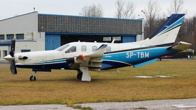 SP-TBM - Socata TBM-930 - Private