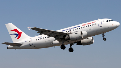 B-6218 - Airbus A319-115 - China Eastern Airlines