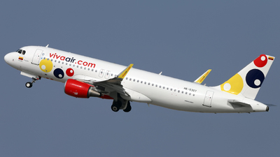 HK-5307 - Airbus A320-214 - Viva Air Colombia