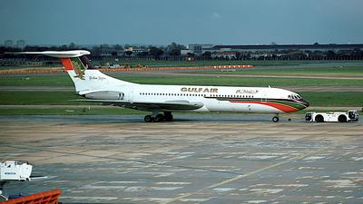 A4O-VL - Vickers VC-10 - Gulf Air