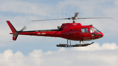 A picture of SEJBN - Airbus Helicopters H125 - [1684] - © Fredrik Haraldsson
