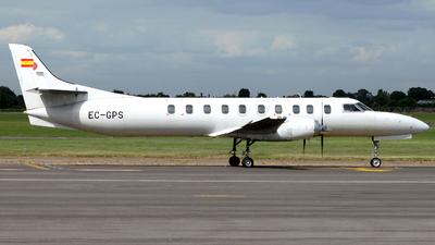EC-GPS - Fairchild SA227-AC Metro III - Euro Continental Air