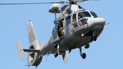 506 - Eurocopter AS 565SA Panther  - France - Navy