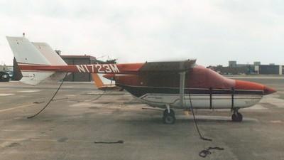 N1723M - Cessna 337F Super Skymaster - Private