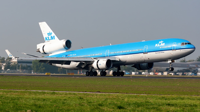 PH-KCH - McDonnell Douglas MD-11 - KLM Royal Dutch Airlines
