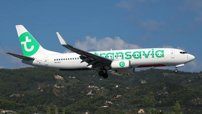PH-HSJ - Boeing 737-8K2 - Transavia Airlines