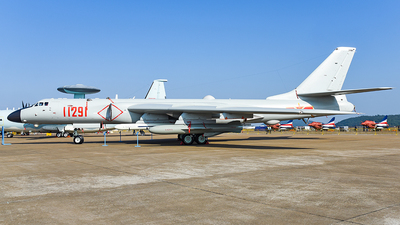 11291 - Xian H-6K - China - Air Force