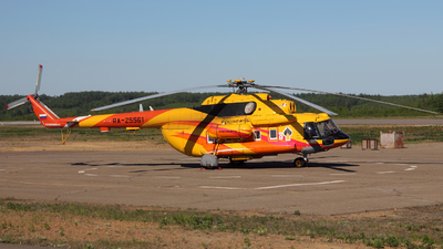 RA-25561 - Mil Mi-8MTV-1 Hip - Aviashelf