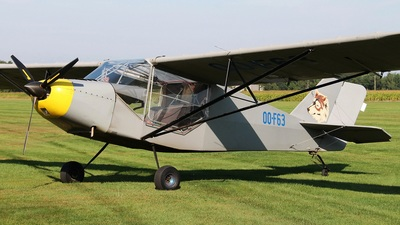 OO-F63 - Rans S-6ES Coyote II - Private